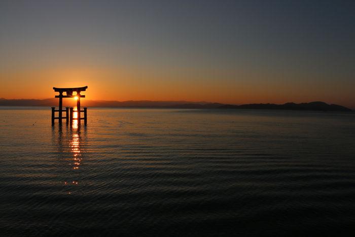 滋賀・高島市・白鬚神社20160211-13