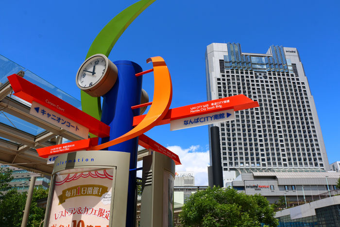 大阪・浪速区・なんばパークス20140830-1