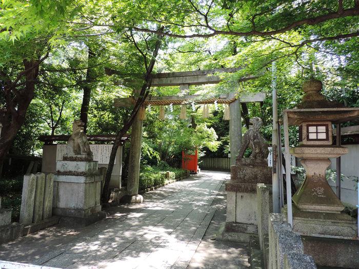 京都車折神社2