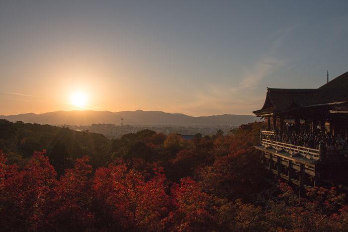 京都・東山区・清水寺20161116-2