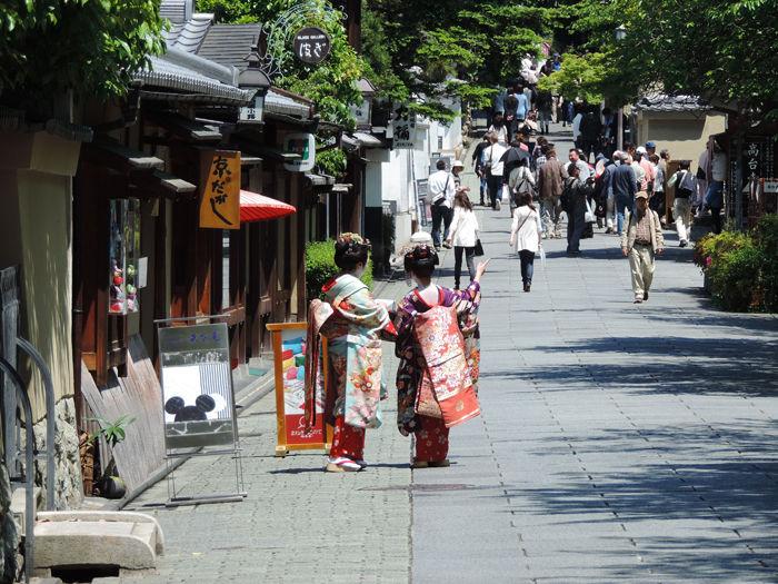 京都八坂神社-産寧坂界隈5