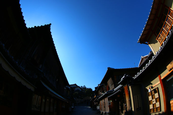 京都・東山区・【魚眼風景】八坂神社~産寧坂界隈20150221-8