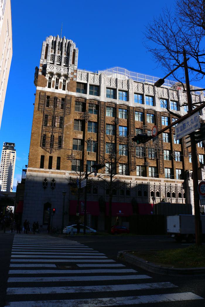 大阪・中央区・大丸心斎橋店本館20151229-3