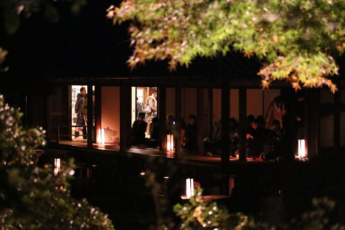 京都・東山区・天台宗青蓮院門跡20131123-4