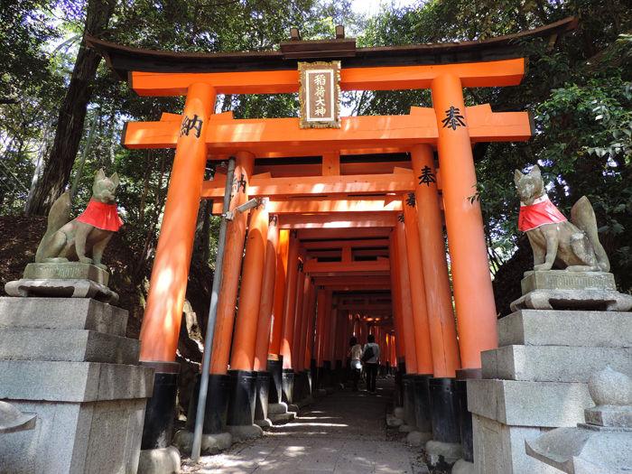京都伏見稲荷大社9