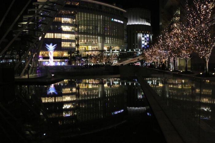 大阪・北区・光の饗宴・大阪ステーションシティ20151209-4
