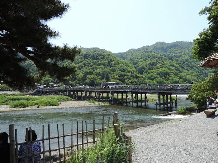 京都嵐電嵐山駅界隈5
