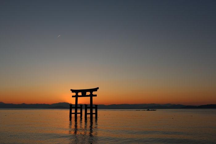 滋賀・高島市・白鬚神社20160211-7