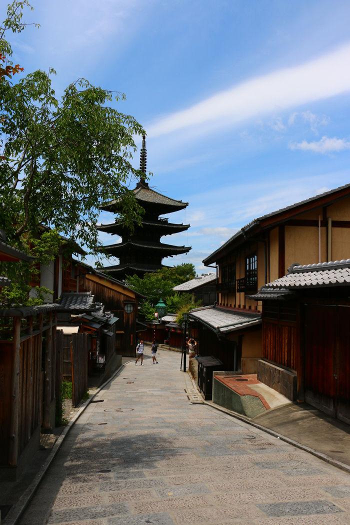 京都・東山区・八坂の塔20160601-2