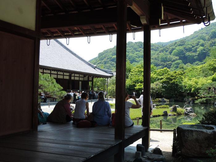 京都世界遺産天龍寺13