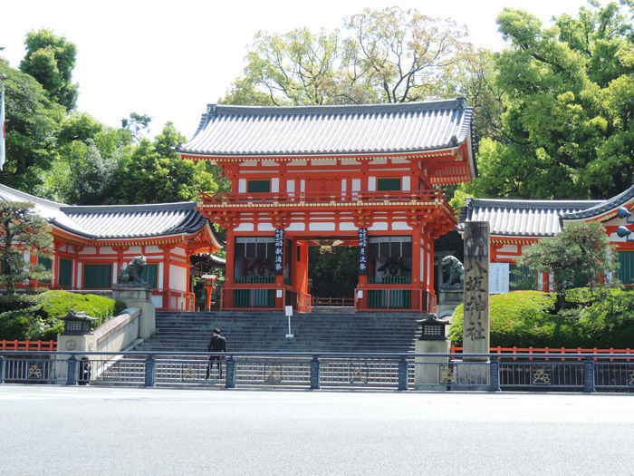 京都八坂神社-産寧坂界隈1