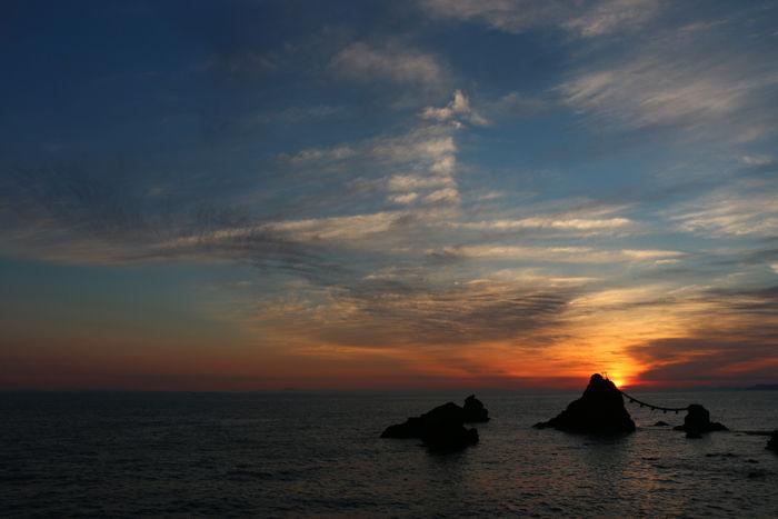 三重・伊勢市・二見興玉神社:夫婦岩20160610-7