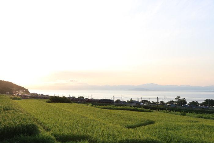 滋賀・高島市・鵜川地区20160811-2