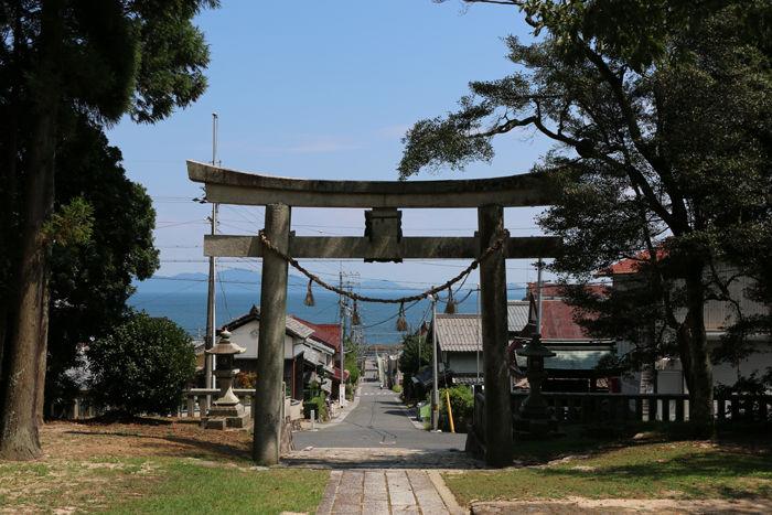 滋賀・大津市・樹下神社20160818-1