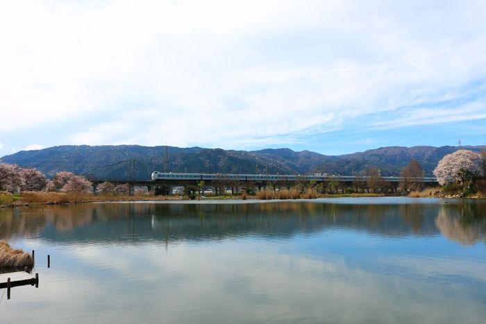 滋賀・高島市・貫川内湖20160405-3