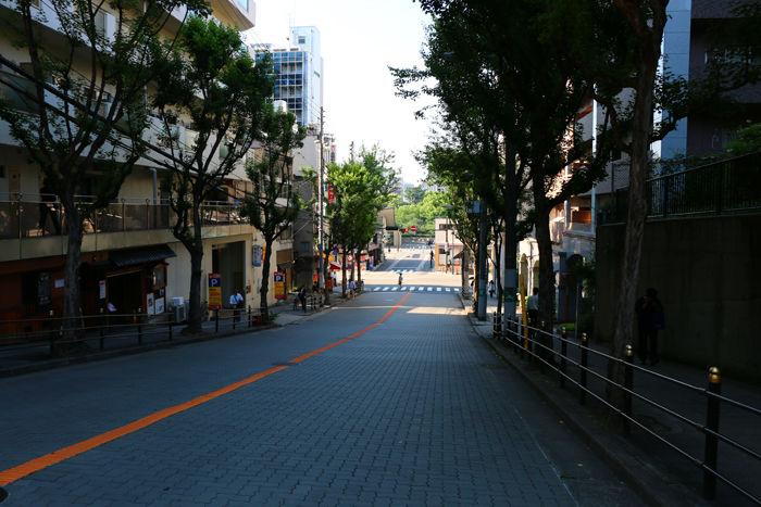 大阪・中央区・【坂道図鑑】石町1丁目地区20150526-1