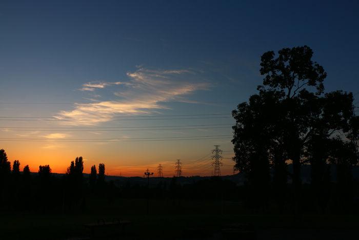 大阪・枚方市・山田池公園(朝景)20150928-6