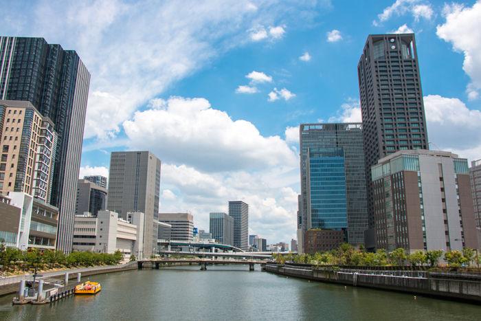 大阪・福島区・玉江橋20170802-1
