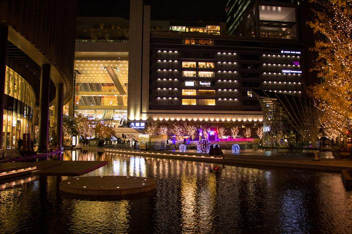 大阪・北区・グランフロント大阪うめきた広場20161130-1