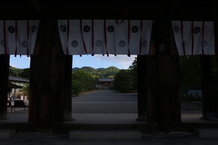 京都・右京区・仁和寺20160512-1