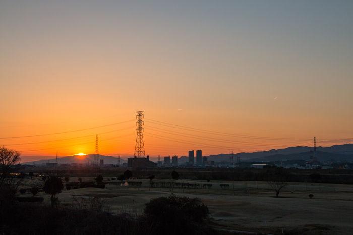 大阪・枚方市・樋之上町地区20170219-1