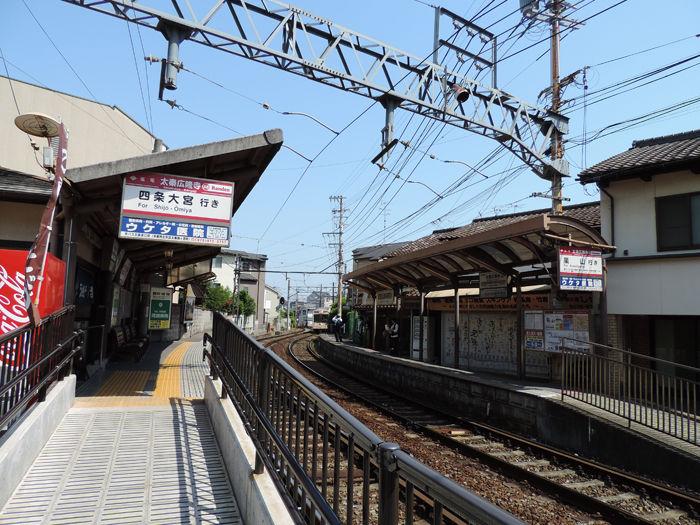 京都太秦大映通り商店街2