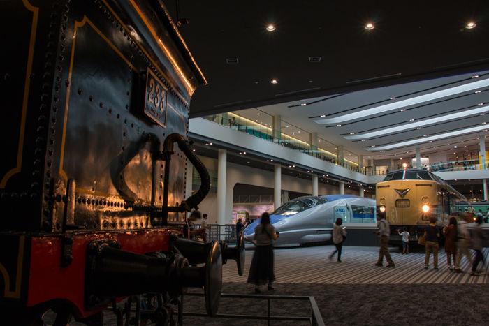 京都・下京区・京都鉄道博物館20161002-1