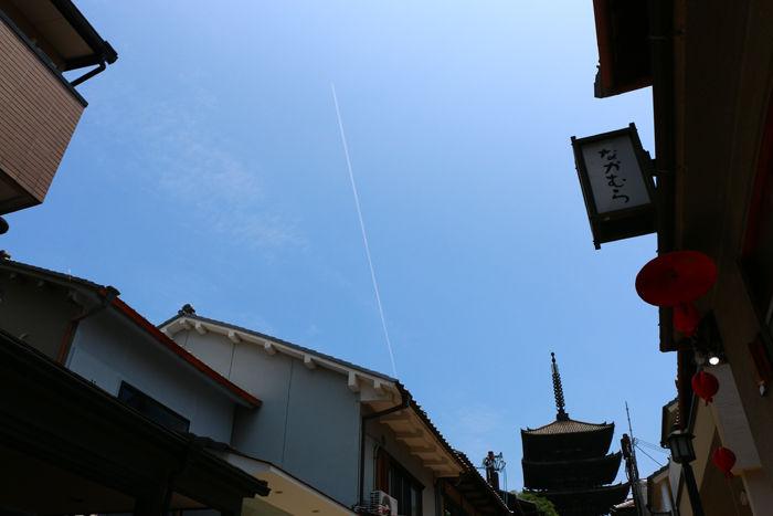 京都・東山区・八坂の塔20150624-2