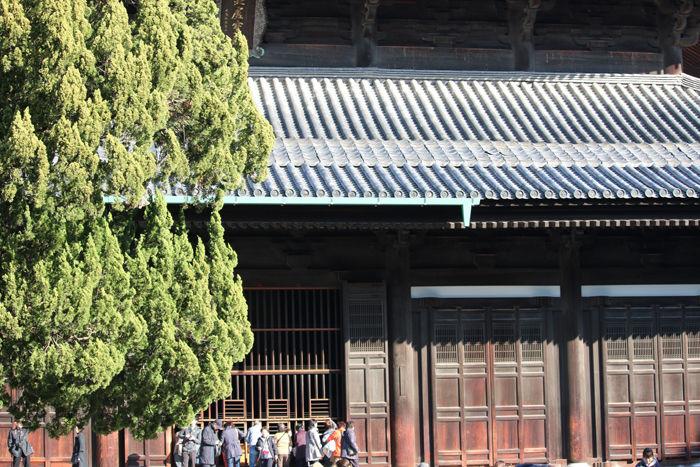 京都・東山区・臨済宗大本山東福寺20131121-1-8