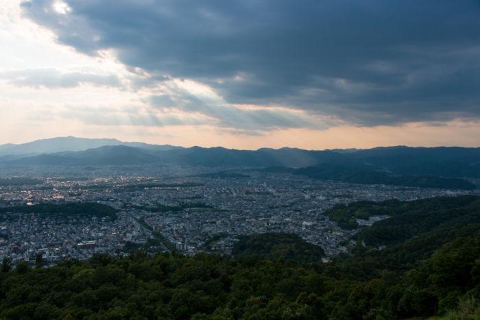 京都・左京区・大文字山20170615-2