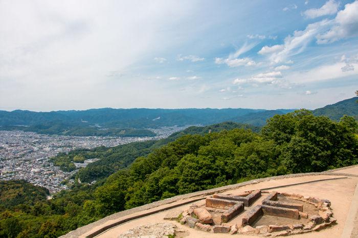 京都・左京区・大文字山20170606-1
