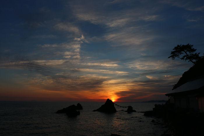 三重・伊勢市・二見興玉神社:夫婦岩20160610-8