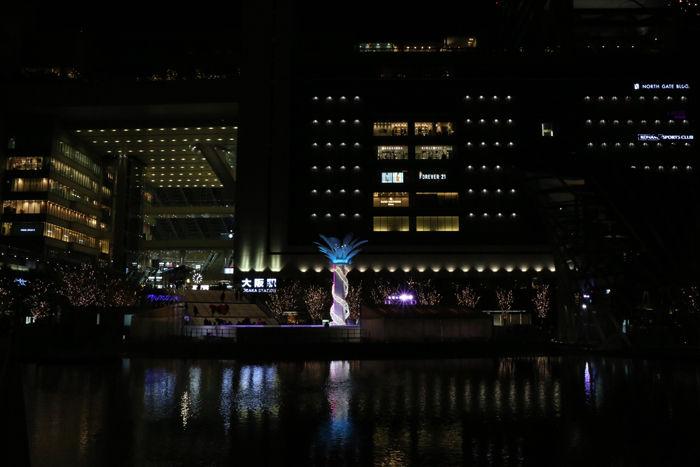 大阪・北区・光の饗宴・大阪ステーションシティ20151209-5