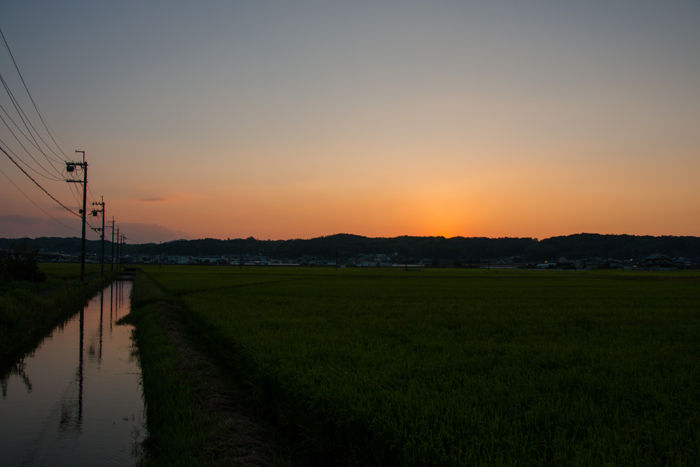 京都・相楽郡精華町・大字下狛地区20160909-2