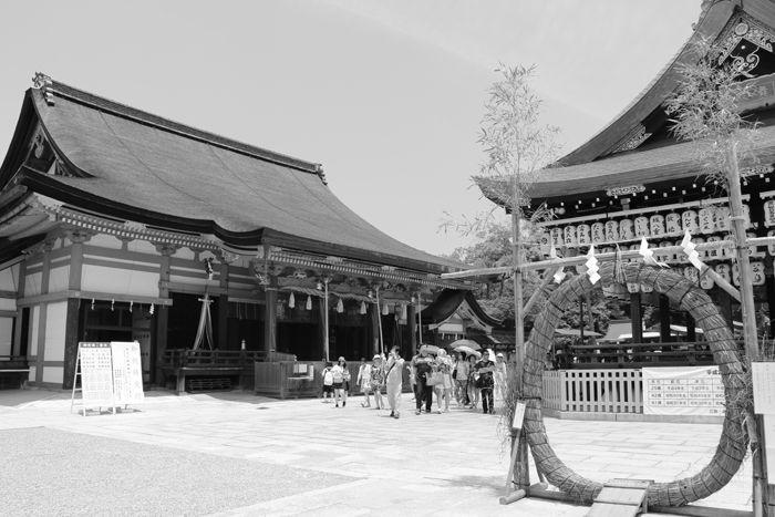 京都・東山区・【モノクロさんぽ】八坂神社~産寧坂界隈20150624-20