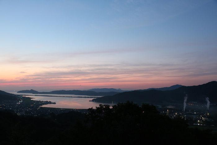 京都・与謝郡与謝野町・大内峠一字観公園20160730-2