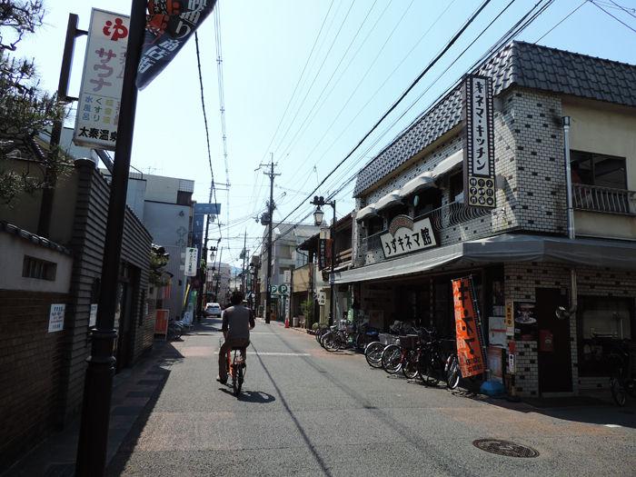 京都太秦大映通り商店街6