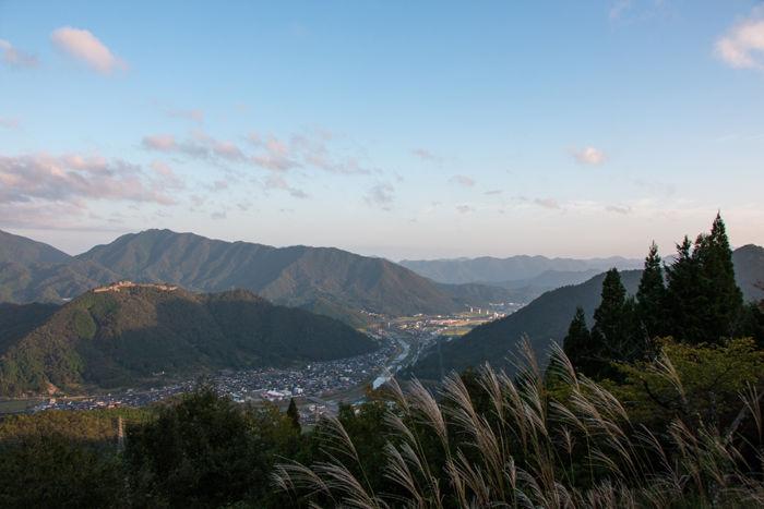 兵庫・朝来市・立雲峡20161007-3