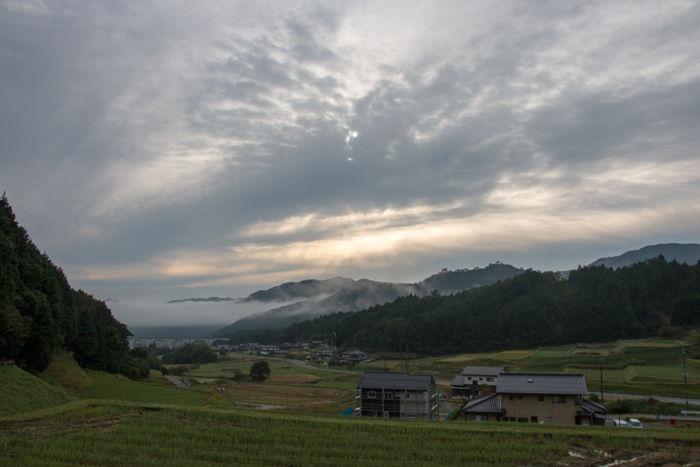 兵庫・朝来市・和田山町三波地区20161014-1