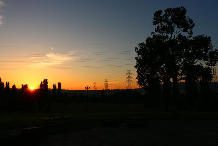 大阪・枚方市・山田池公園(朝景)20150928-8