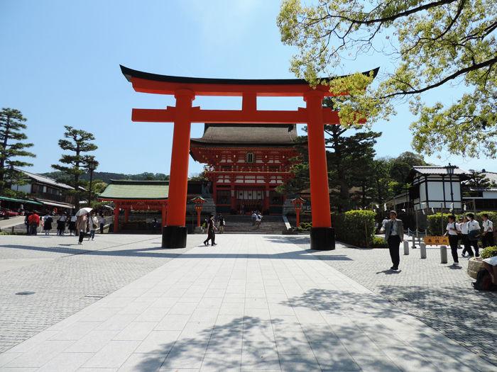 京都伏見稲荷大社3