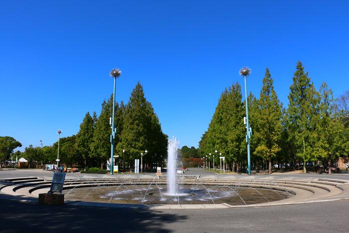 大阪・鶴見区・花博記念公園鶴見緑地20141024-1