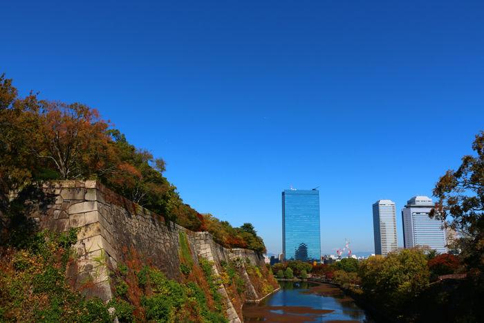 大阪・中央区・大阪城界隈20151104-4