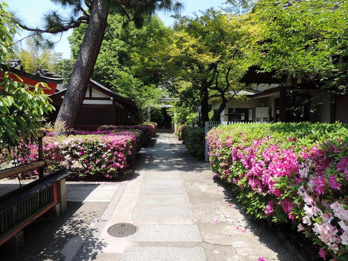 京都車折神社9