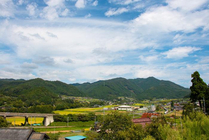 京都・船井郡京丹波町・安栖里地区20160910-1