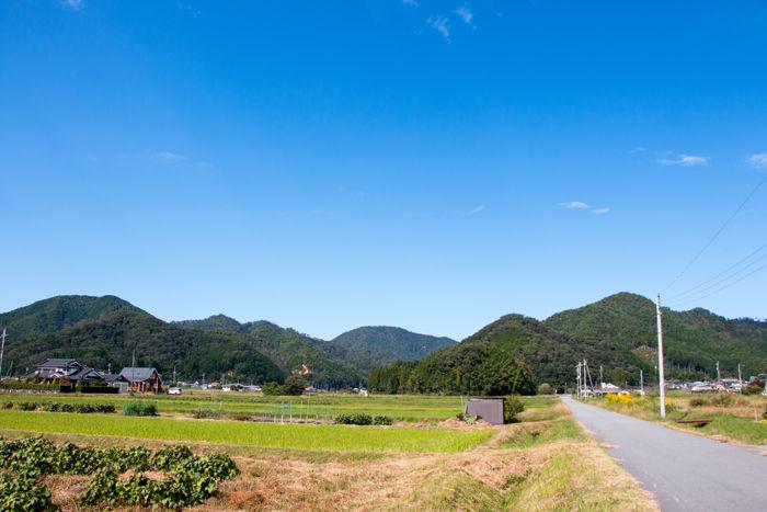兵庫・篠山市・黒岡地区20161014-1