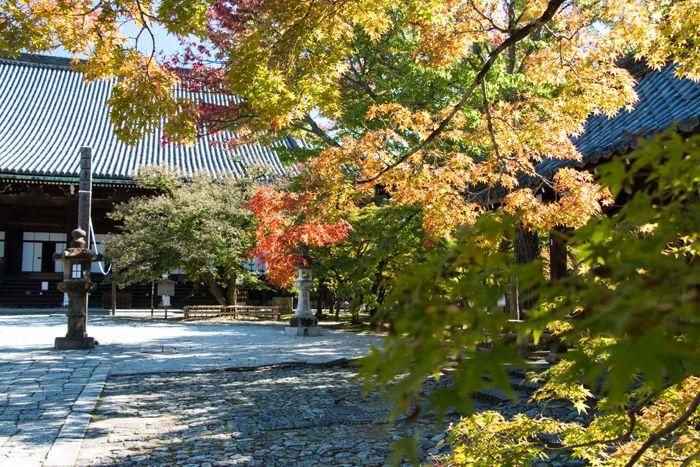 京都・左京区・真正極楽寺【真如堂】20161102-4