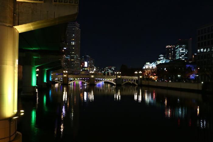 大阪・北区・大江橋20151209-1