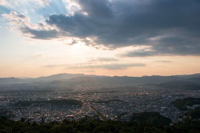 京都・左京区・大文字山20170615-3