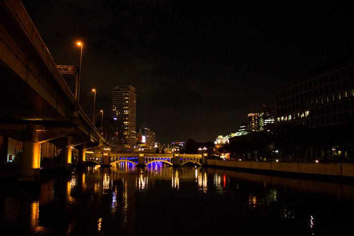 大阪・北区・大江橋20161130-1